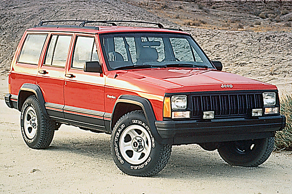 XJ Cherokee
